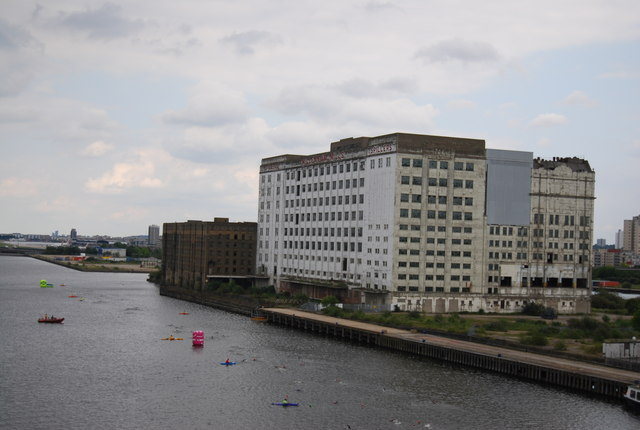 Millennium Mill, Royal Victoria Dock