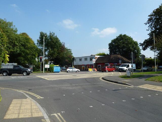 One Stop Crossroads, Warblington