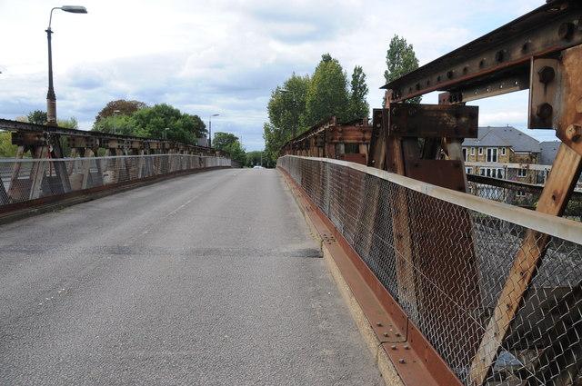 On Walton Bridge
