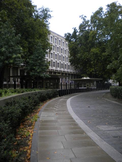 US Embassy, Grosvenor Square W1
