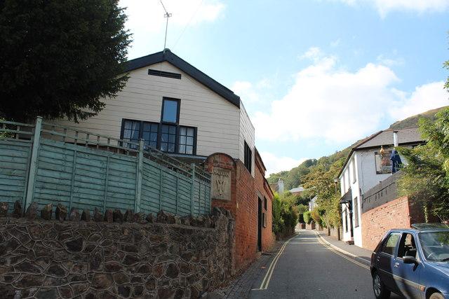 Bank Street, Malvern