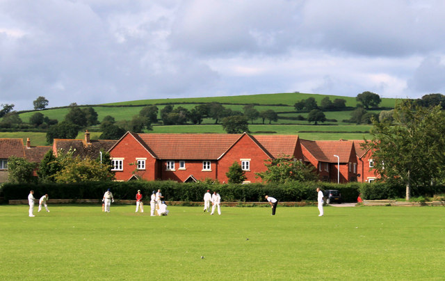 2011 : The ground, Evercreech Cricket Club, Queens Road