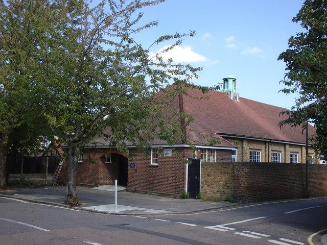 St James Church Hall