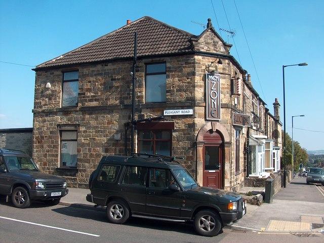 """Men Zone"" Hairdressing Salon, Mansfield Road, Sheffield"