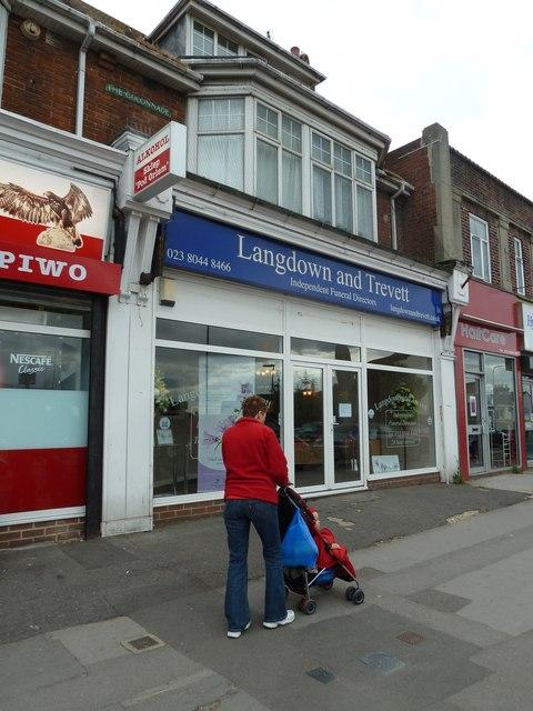 Langdown and Trevett