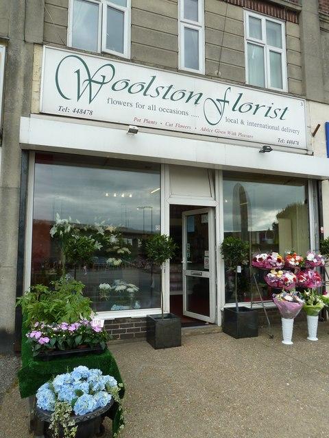 Woolston Florist, Bridge Street