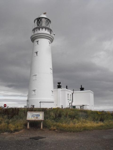 Lighthouse, Flamborough Head