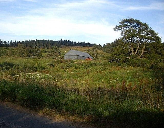 A barn near Dunswell (Aug)