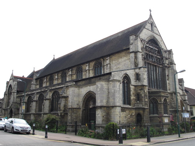 St. Michael's Church of Jesus Christ (Apostolic), St. Michael's Road / Mora Road, NW2