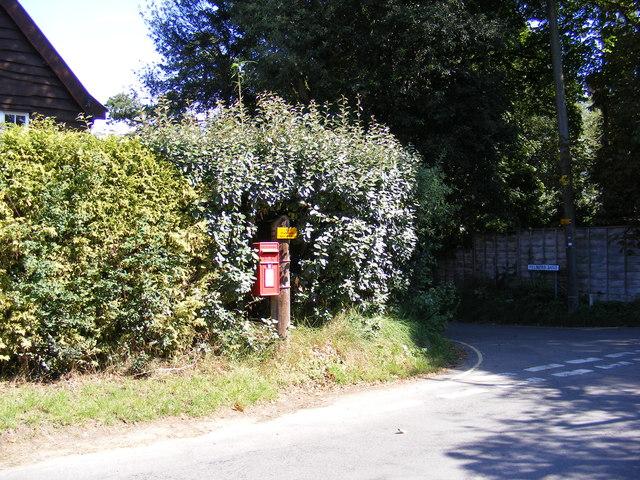Palmers Lane & Palmers Lane Postbox