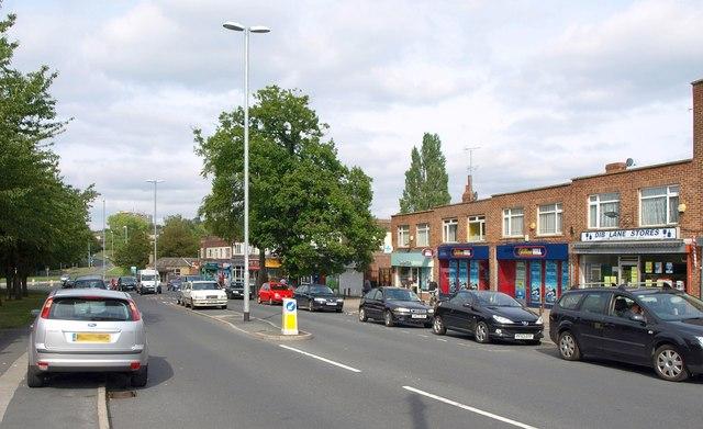 Shops at Grange Park