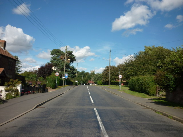 Nettleton Road, Caistor