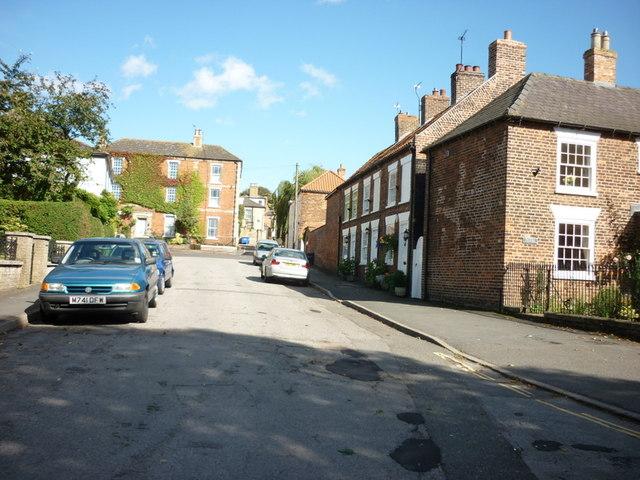 Church Street, Caistor