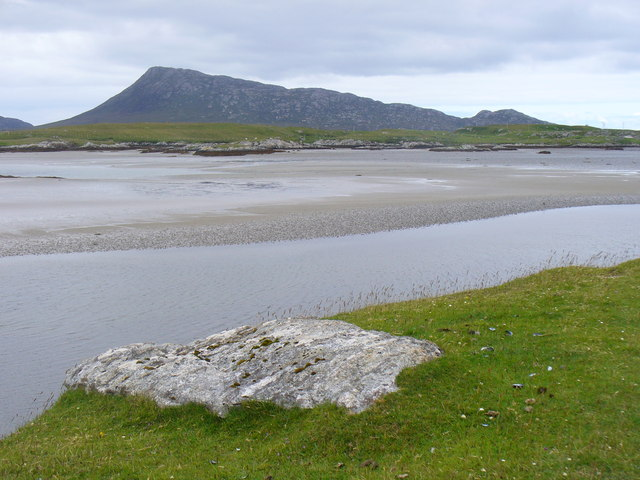 Sand Flats at Grimsay