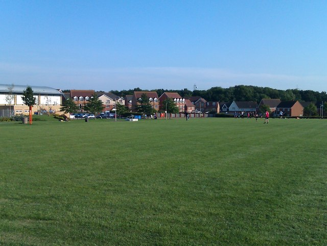 Recreation ground, Whiteley Village