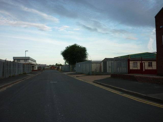 Crowle Street, Kingston upon Hull