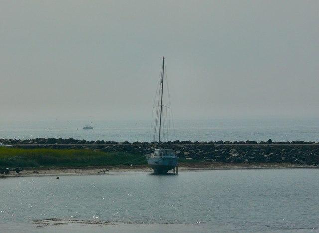 Port Logan Harbour