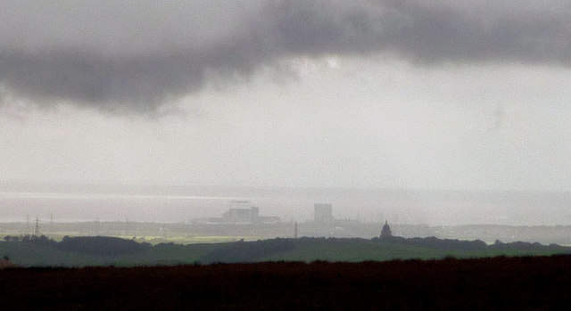 The Ashton Memorial and Heysham power stations