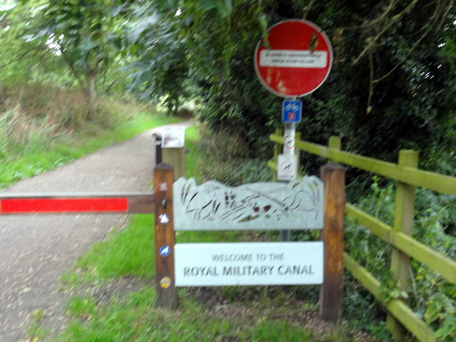 Hythe, Royal Military Road
