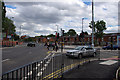 SP0483 : Junction of Selly Oak New Road Phase 2 (Aston Webb Boulevard) and Bristol Road, Bournbrook by Phil Champion