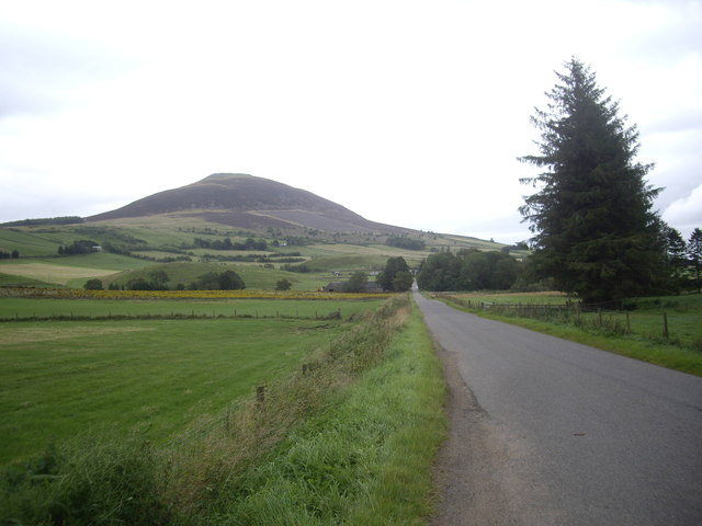 A941 between Essie and Mains of Lesmoir
