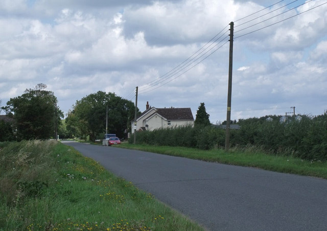 Road to Bunkers Hill