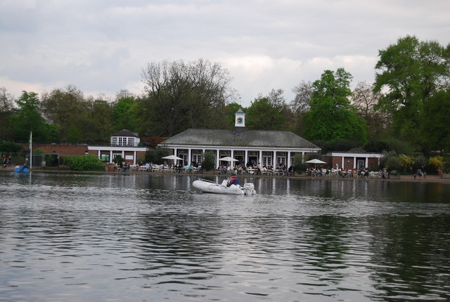 Cafe on The Serpentine