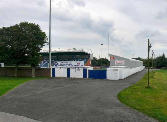 Stranraer Football Club