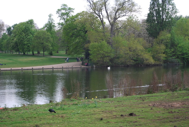 Long Water, Hyde Park