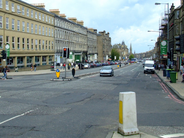 Haddington Place