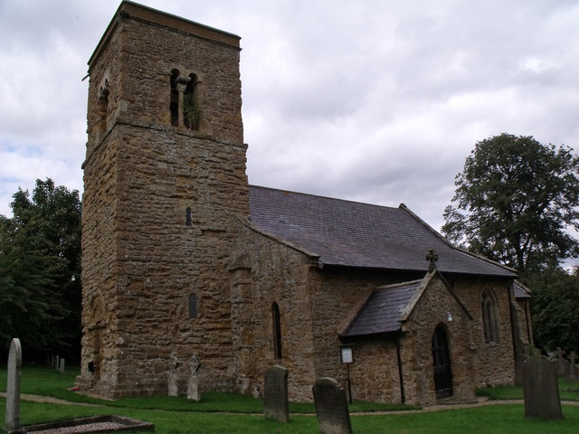 St Mary Magdalene Church, Rothwell