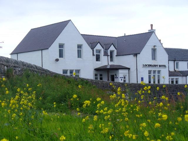 Lochmaddy Hotel