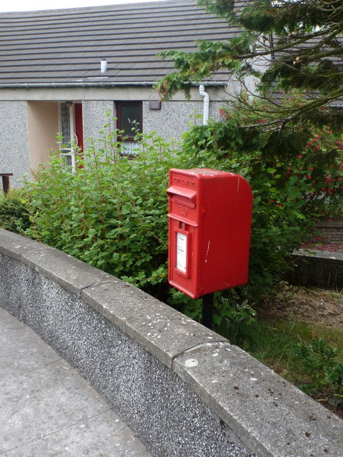 Kirkwall: postbox № KW15 113, Buttquoy Park