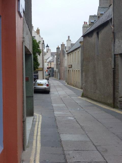 Kirkwall: Victoria Street
