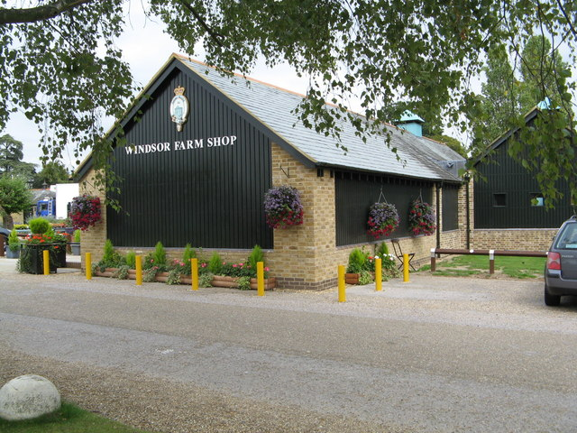 Windsor Farm Shop, Royal Farms