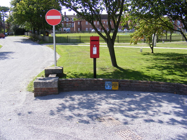 St.Felix School Postbox