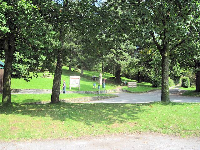 Tan Y Coed picnic site
