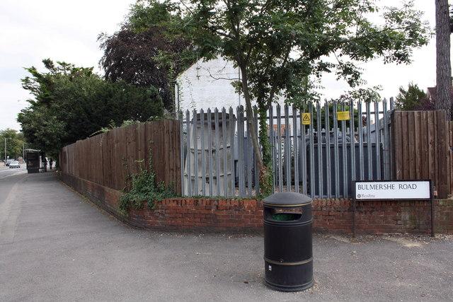 Junction of Wokingham Road and Bulmershe Road