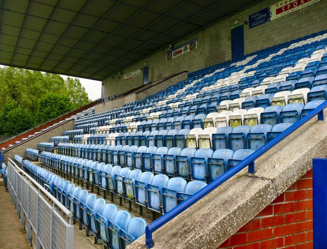 South Stand Stair Park