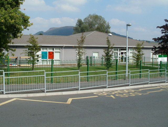 Welsh language primary school, Mardy