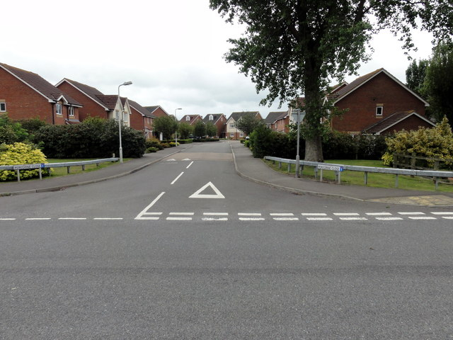 Hythe, Peregrine Close