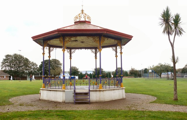 Bandstand Stair Park