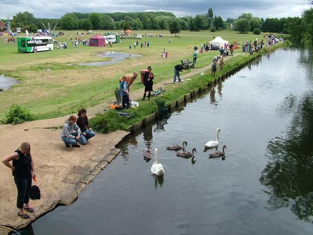 Lark in the Park, Mildenhall