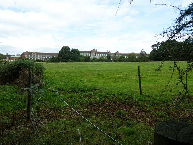 Disused King Edward VII Hospital