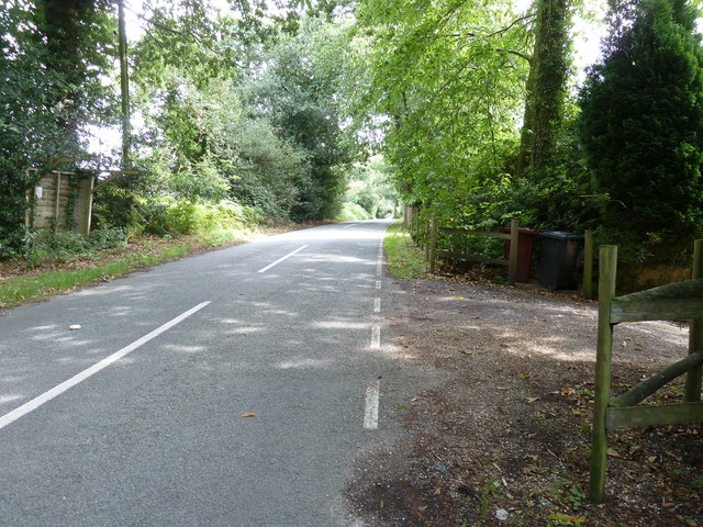 King's Drive east to the A286 near Henley