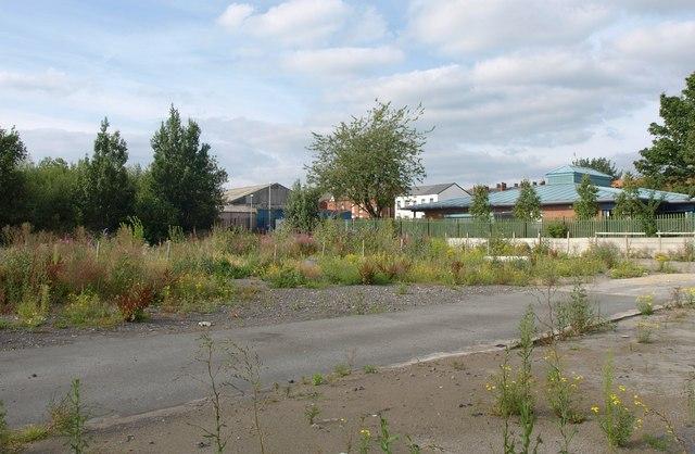 Vacant site, Harehills