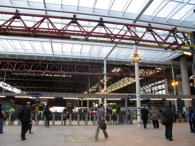 London Bridge station - concourse development
