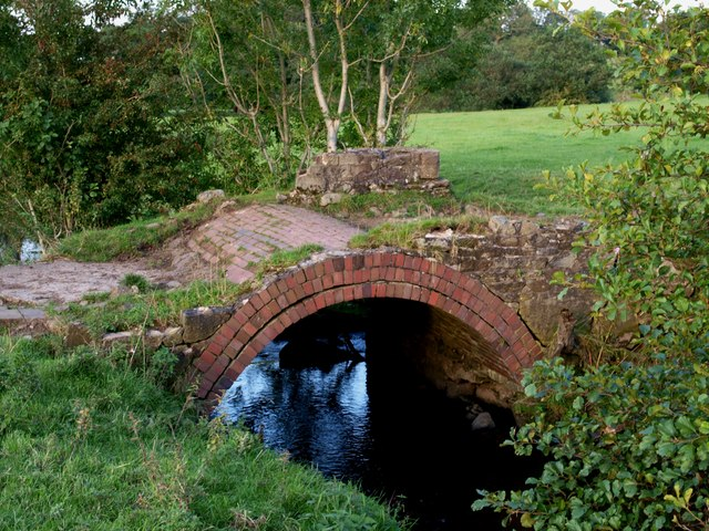 Bridge over Park Brook