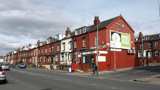 Terrace in Harehills