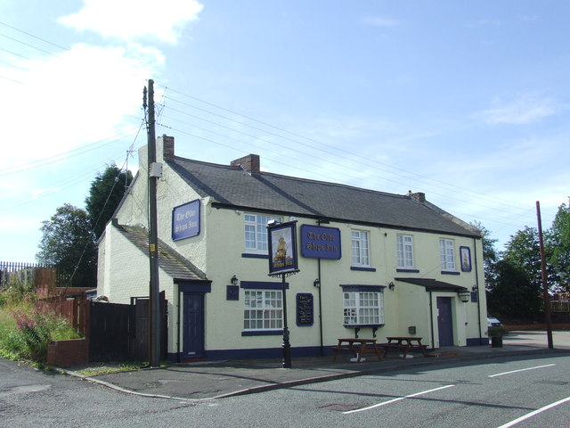The Olde Ships Inn, East Rainton